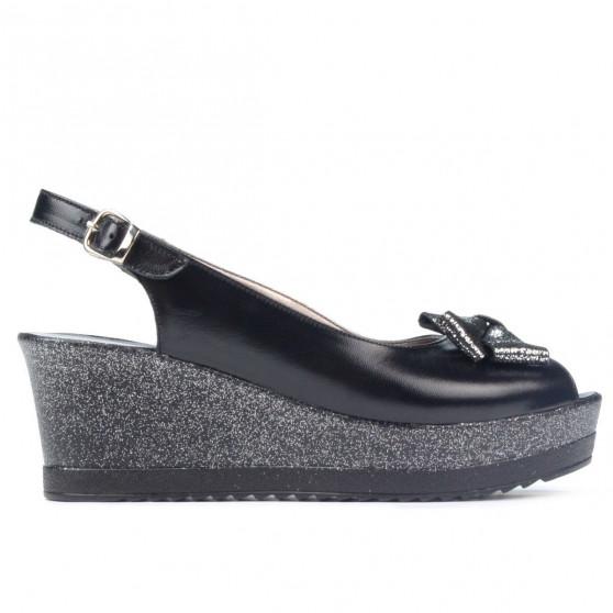 Sandale dama 5053 negru