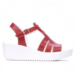 Sandale dama 5023 rosu