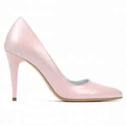 Pantofi eleganti dama 1246 pudra