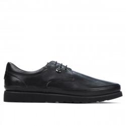 Men casual shoes 889 black