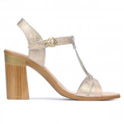 Sandale dama 5055 auriu