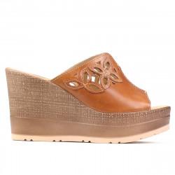 Sandale dama 5057 maro