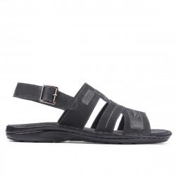 Men sandals 314 tuxon black