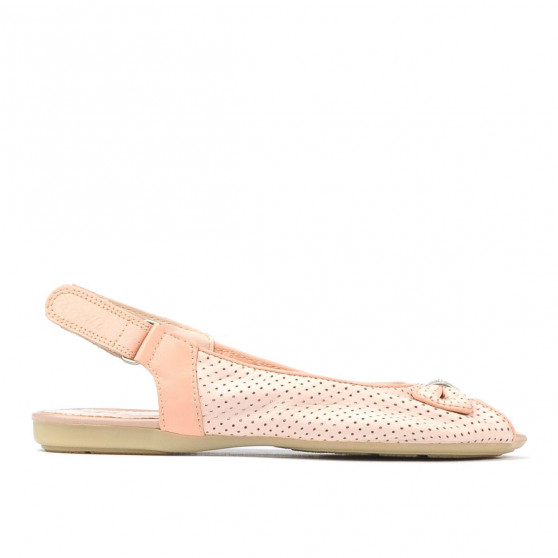 Sandale copii 522 roz