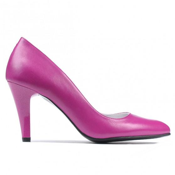 Pantofi eleganti dama 1234 ciclam