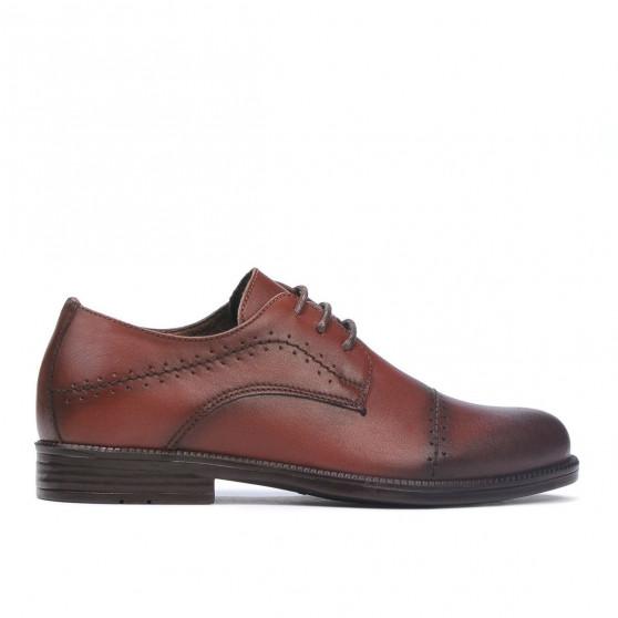 Pantofi copii 161 a coniac