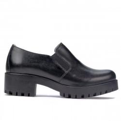 Pantofi casual dama 684 negru