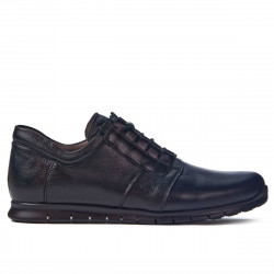 Pantofi casual barbati 882 negru