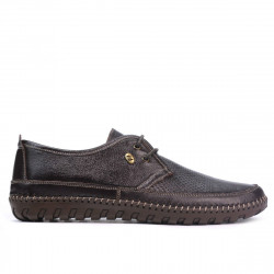 Men loafers, moccasins 890 cafe