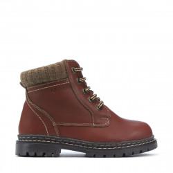 Small children boots 29c cognac