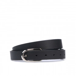 Women belt 07m black