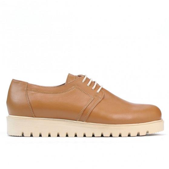 Pantofi casual dama 6007 maro