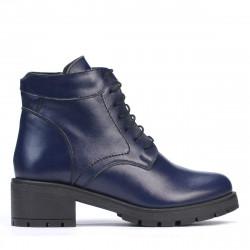 Women boots 3329 indigo