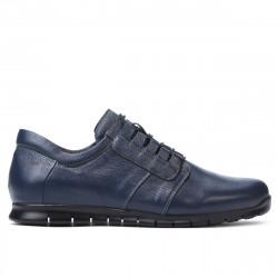 Men casual shoes 882 indigo