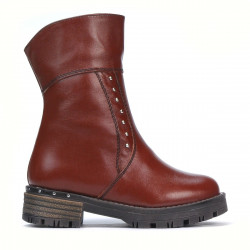Small children boots 100c brown