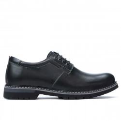 Men casual shoes 895 black