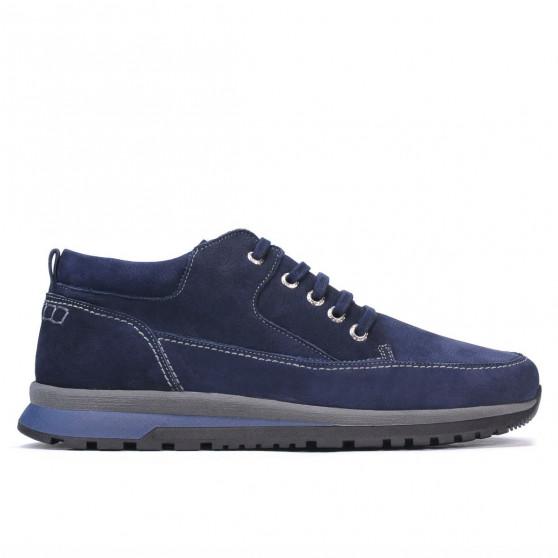 Pantofi casual barbati 4109 bufo indigo