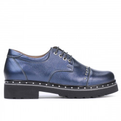 Women casual shoes 6009 indigo pearl