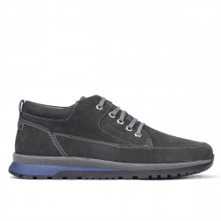 Men casual shoes 4109 bufo tdm (Testa di moro)