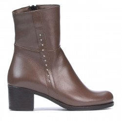 Women boots 3334 cappuccino