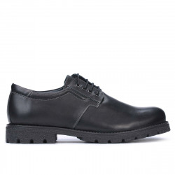 Men casual shoes (large size) 895m black