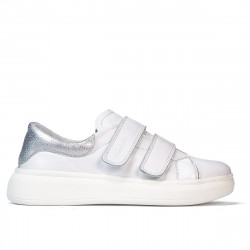 Women sport shoes 6008sc white combined