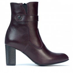 Women boots 1172 bordo
