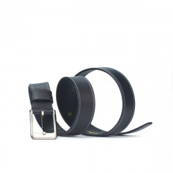 Men belt 34bc black