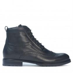 Men boots 4113 black