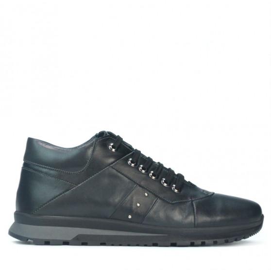 Men boots 4110 black+gray