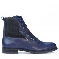 Men boots 4118 indigo