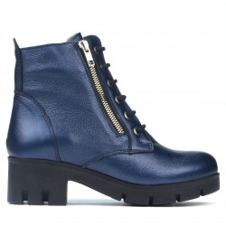 Women boots 3307 indigo pearl