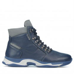 Men boots 4116 indigo