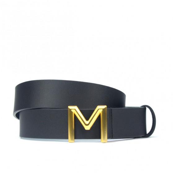 Women belt 08m black