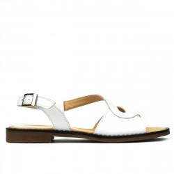Women sandals 5059 white