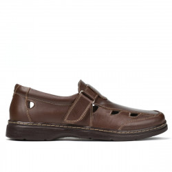 Men loafers, moccasins 897 cafe