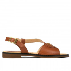Women sandals 5059 brown