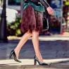 Pantofi eleganti dama 1261 lac vernil sidef