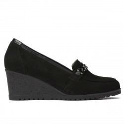 Women casual shoes 6011 bufo black
