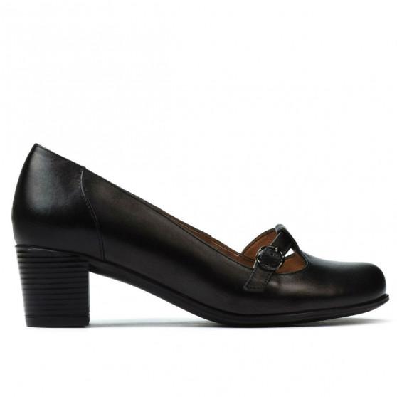 Pantofi casual / eleganti dama 6012 negru