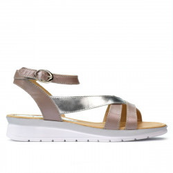 Women sandals 5060 pink prafuit combined