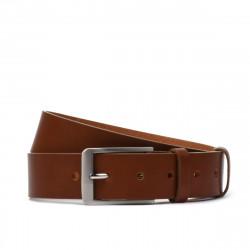 Men belt 14b brown
