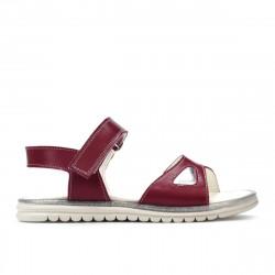 Sandale copii 527 ciclam