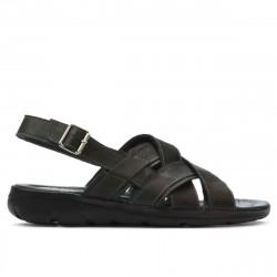Sandale adolescenti 347 negru
