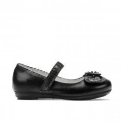 Pantofi copii mici 67c negru combinat