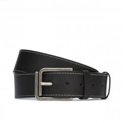 Men belt 31bc black