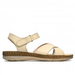 Sandale dama 5063 bej