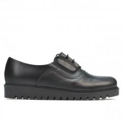 Pantofi casual dama 6018 negru