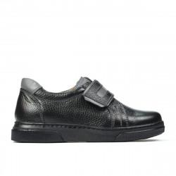 Children shoes 2004 black+gray