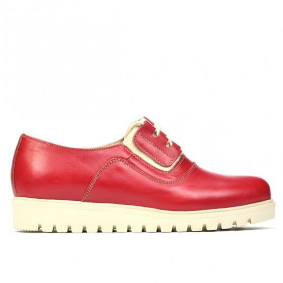 Pantofi casual dama 6018 ginger